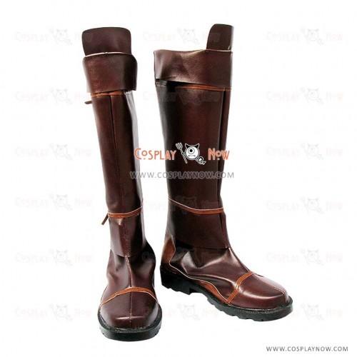 The Legend of Zelda Cosplay Shoes link Boots