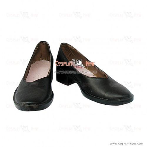 Sakura Wars Cosplay Shoes with Custom made