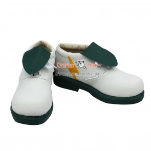 Inazuma Eleven Cosplay Kirino Ranmaru Green Copslay Shoes