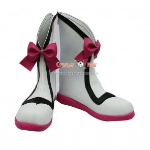 Tales of Graces Cosplay Shoes Sophie White Boots