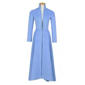 Alice In Wonderland Alice Trench Coat Cosplay Costume
