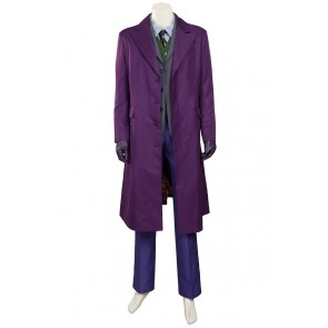 Batman The Joker The Dark Knight Cosplay Costume Section A