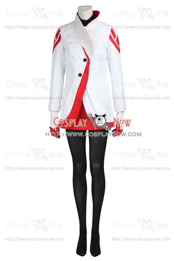 Female Red Costume For Pokemon GO Cosplay Uniform  sc 1 st  Cosplay Now & Female Red Costume For Pokémon GO Cosplay Uniform