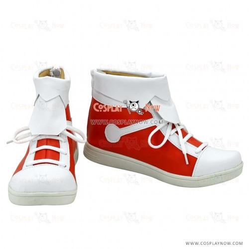 Case Closed Cosplay Edogawa Konan Shoes