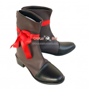 Axis Powers Cosplay Shoes Hetalia French Boots