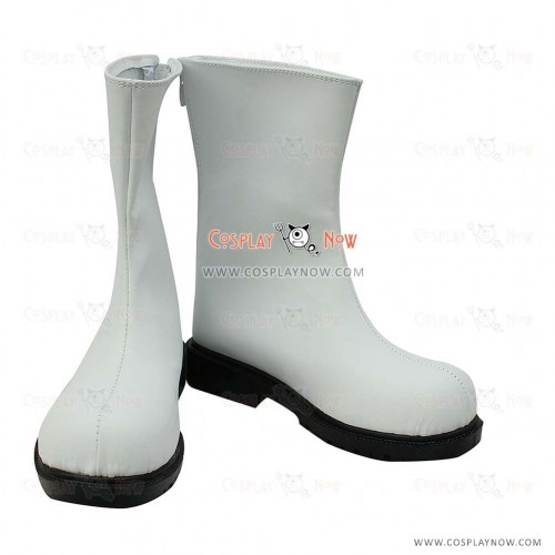 Squid Girl Cosplay Shoes Ika Musume Boots