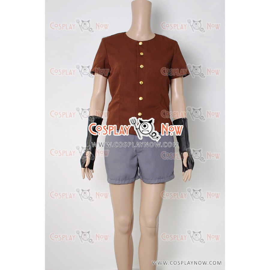 Resident Evil Extinction Alice Cosplay Costume