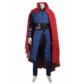 Doctor Strange Stephen Strange Cosplay Costume