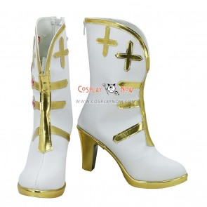 The King's Avatar Cosplay Shoes An Wenyi Boots
