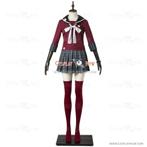 Danganronpa V3 Killing Harmony Cosplay Harukawa Maki Costume Uniform