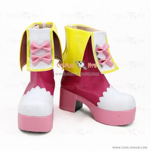 Aikatsu Cosplay Hoshimiya Ichigo Shoes