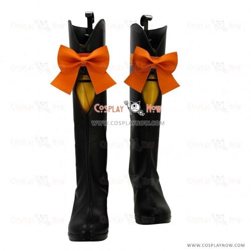 Love Live ! KiRa-KiRa Sensation Cosplay Shoes Koizumi Hanayo Boots