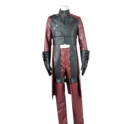 Devil May Cry DMC 2 Cosplay Dante Costume