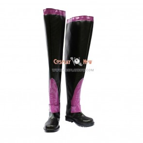 Fate Stay Night Cosplay Shoes Rider Boots