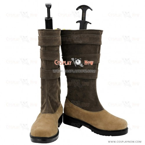 Assassin's Creed Cosplay Shoes Shao Yun Boots