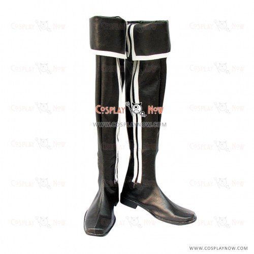 D Gray-Man Cosplay Shoes Daisya Barry Boots