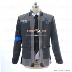Detroit: Become Human Cosplay Connor Costumes
