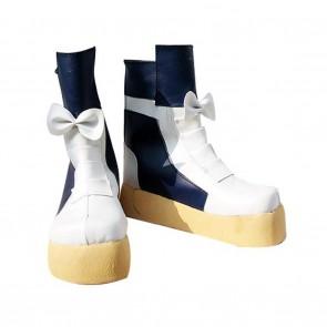 Magical Girl Lyrical Nanoha Cosplay Nanoha Takamachi Shoes