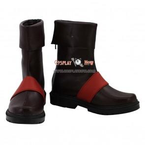 Gurren Lagann Cosplay Simon Black Cosplay Boots