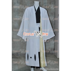 Bleach Cosplay Kaname Tosen Costume