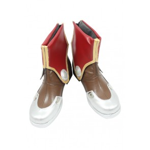 Guilty Crown Giruti Kuraun Cosplay Shoes Shu Ouma Boots Cool
