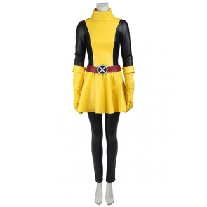 Marvel X Men Magik Cosplay Costume