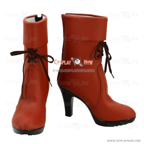 Kagerou Project Cosplay Shoes Marry Kozakura Boots