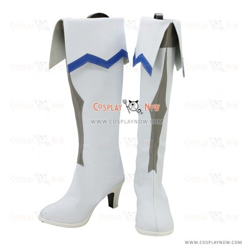 Sword Art Online Cosplay Shoes Yuuki Asuna Boots