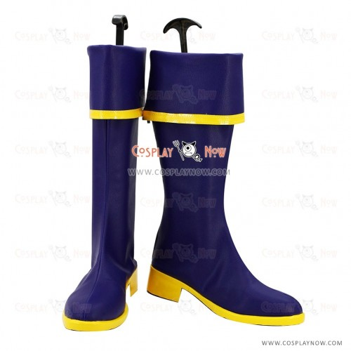 The Sunken Moon Cosplay Shoes Fan Tong Boots