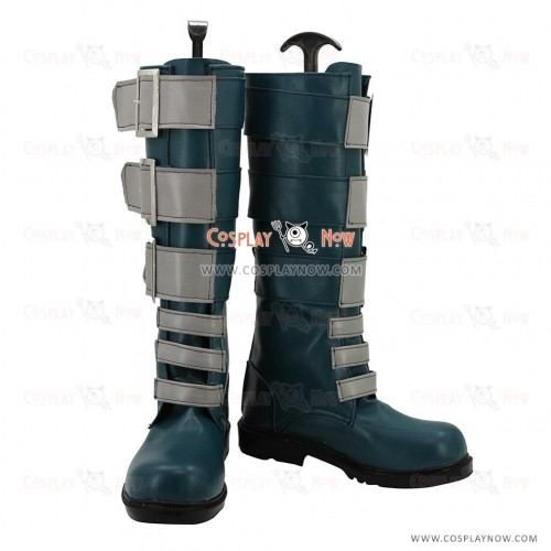 League of Legends LOL Cosplay Shoes Slayer Jinx the Loose Cannon Boots