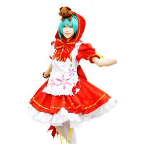 Vocaloid Hatsune Miku Project DIVA Cosplay Hatsune Miku Costume Dress