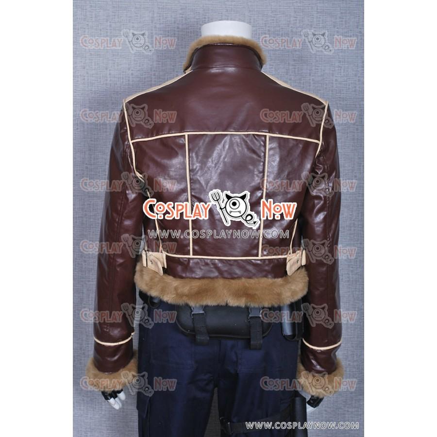 Resident Evil 4 Leon Scott Kennedy Cosplay Costume
