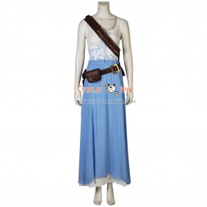 Westworld Cosplay Dolores Abernathy Costume for Girls