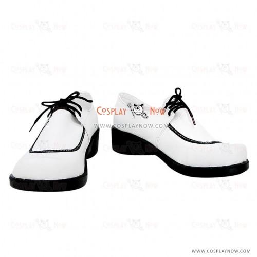 Rozario to banpaia Cosplay Mizore Shirayuki Shoes