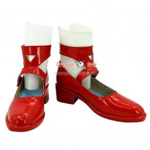 Unlight Cosplay Scarlet Queen Donita Shoes