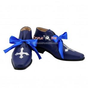 Elsword Cosplay Lu Ciel Shoes