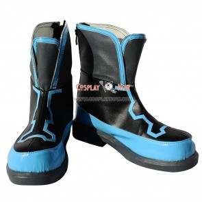 Kingdom Hearts Cosplay Shoes Sora Boots