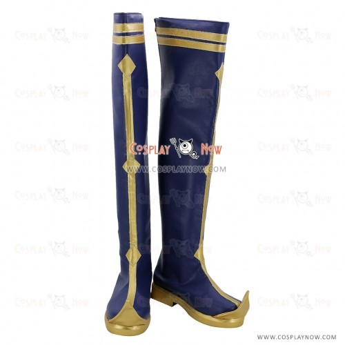 The King's Avatar Cosplay Shoes WangJieXi Boots