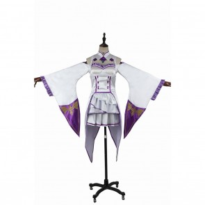 Re Life in a different world from zero Cosplay Emilia Costume