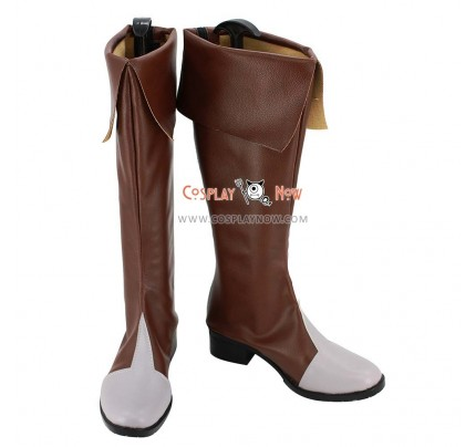 Valvrave the Liberator Cosplay Shoes L-ELF Karlstein Boots