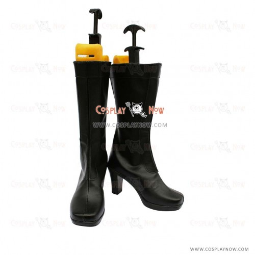 Guilty Crown Cosplay Shoes Dariru Yan Boots