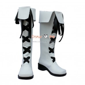 Hitman Reborn Cosplay Shoes Belphegor Boots