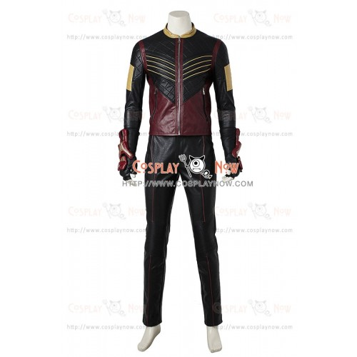 The Flash Cosplay Vibe Paco Ramone Costume