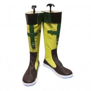 Final Fantasy X Cosplay Shoes Rikku Boots