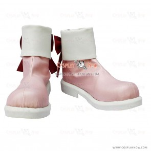 Tales of Graces Sophie Pink Cosplay Shoes