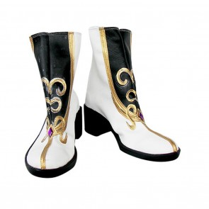 Ys Cosplay Shoes Feena Boots