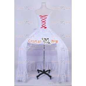 Pandora Hearts Cosplay The Will of the Abyss Costume