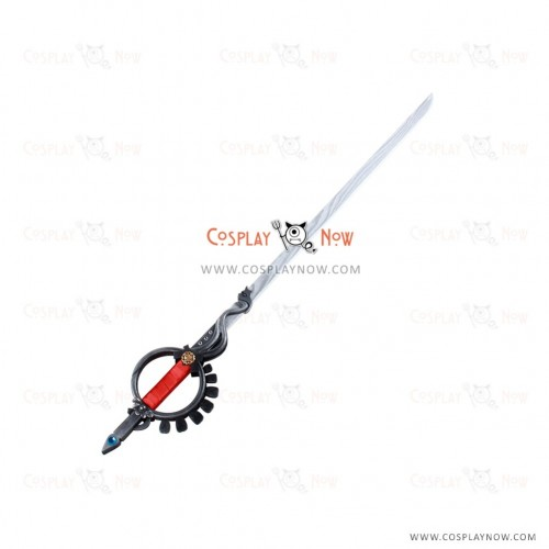 The Legend of Heroes Cosplay Musse Egret props with Gun