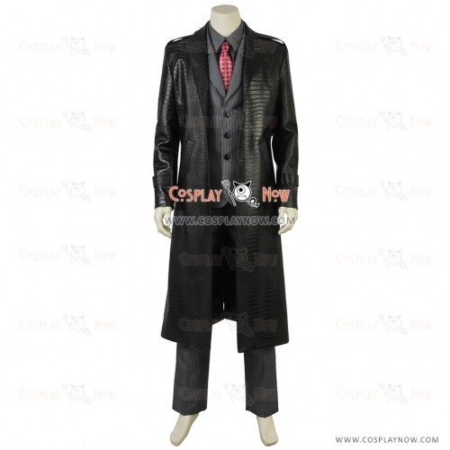 The Outfit of Tekken Devil Kazuya Cosplay Costume