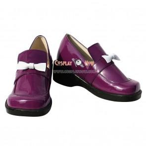 Fate Cosplay Matou Sakura Shoes